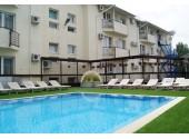 Гостиничный комплекс  «Альбатрос» | бассейн