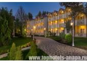 Отель «ALEAN FAMILY RESORT & SPA DOVILLE / Довиль»,  территория, внешний вид