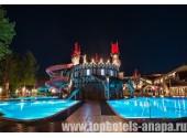 Отель «ALEAN FAMILY RESORT & SPA DOVILLE / Довиль», открытый бассейн