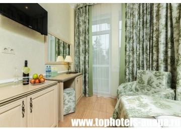 Отель «ALEAN FAMILY RESORT & SPA DOVILLE / Довиль» Стандарт 1-местный 1-комнатный