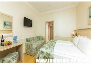 Отель «ALEAN FAMILY RESORT & SPA DOVILLE / Довиль» Superior 2-местный 1-комнатный