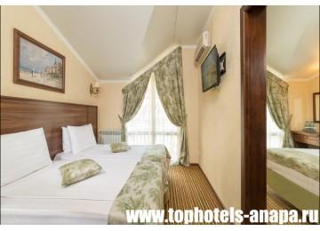 Отель «ALEAN FAMILY RESORT & SPA DOVILLE / Довиль» Family 4-местный 2-комнатный
