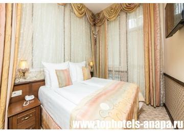 Отель «ALEAN FAMILY RESORT & SPA DOVILLE / Довиль» Suite 2-местный 2-комнатный