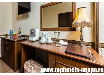 Отель «ALEAN FAMILY RESORT & SPA DOVILLE / Довиль» Suite Executive 2-местный 2-комнатный