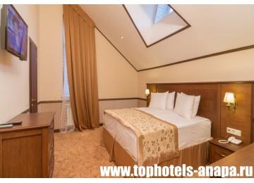 Отель «ALEAN FAMILY RESORT & SPA DOVILLE / Довиль» Apartament 4-местный 2-комнатный
