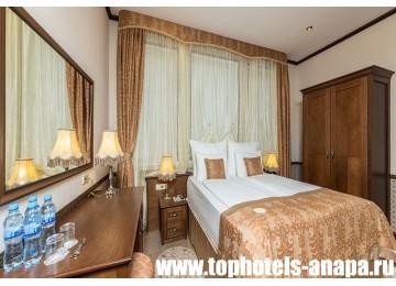 Отель «ALEAN FAMILY RESORT & SPA DOVILLE / Довиль» Apartament Executive 4-местный 3-комнатный