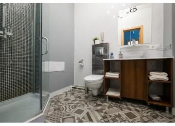 Отель «Beton Brut» Бетон Брют 2-местный deluxe mini duplex + terrace SSV