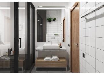 Отель «Beton Brut» Бетон Брют 2-местный standart SSV
