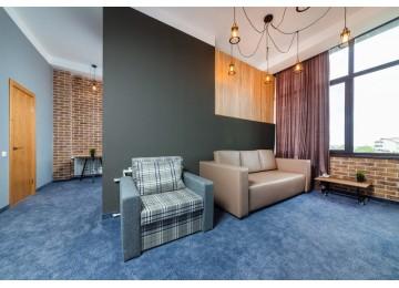 Отель «Beton Brut» Бетон Брют 2-местный mini suite