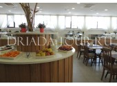 Отель «Beton Brut» Бетон Брют Ресторан