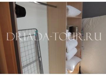 Отель «Beton Brut» Бетон Брют 3-местный 2-комнатный рanoramic suite