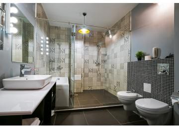 Отель «Beton Brut» Бетон Брют 3-местный 2-комнатный junior suite high LV
