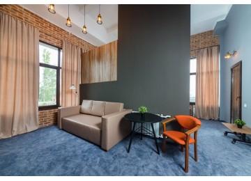 Отель «Beton Brut» Бетон Брют 3-местный 2-комнатный junior suite SV 1