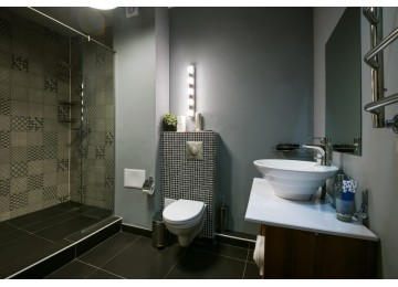 Отель «Beton Brut» Бетон Брют 3-местный 2-комнатный junior suite high SV - terrace
