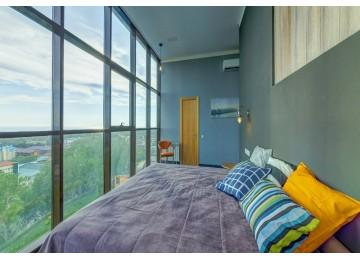 Отель «Beton Brut» Бетон Брют 3-местный 2-комнатный suite deluxe
