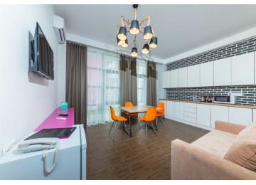 Отель «Beton Brut» Бетон Брют 3-местный family room