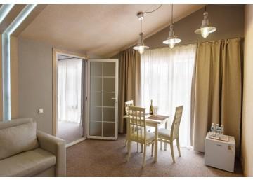 Отель «Дача Del Sol», Бунгало-suite