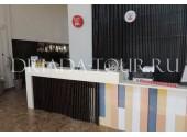 Отель «Дача Del Sol», служба приема и размещения