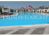 Отель «Дача Del Sol», бассейн