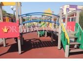 Отель «Дача Del Sol», детская площадка