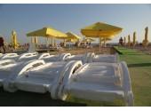 Отель «Дача Del Sol», пляж
