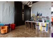Отель «Дача Del Sol», лобби-бар