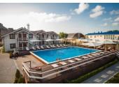 Отель «Дель Мар» Анапа | открытый бассейн
