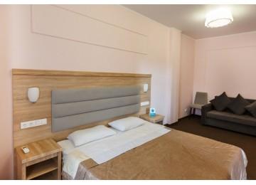 Отель «Democratia» / «Демократия» 2-местный 2-комнатный делюкс с балконом