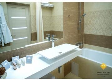 Отель «Дюны Золотые» 3-местный 2-комнатный люкс