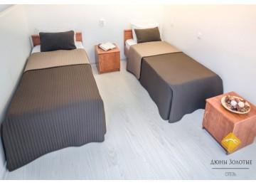 Отель «Дюны Золотые» 4-местный 3-комнатный семейные апартаменты