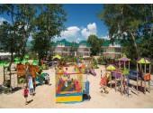 Отель «Дюны Золотые» детская площадка