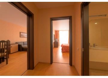 Отель «Гранд-Круиз», Люкс 2-комнатный 2-местный