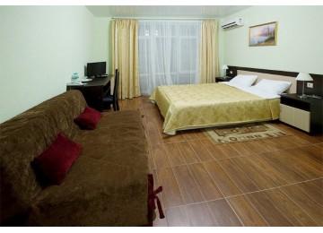 Отель «Гранд прибой», Семейный 4-местный 2-комнатный