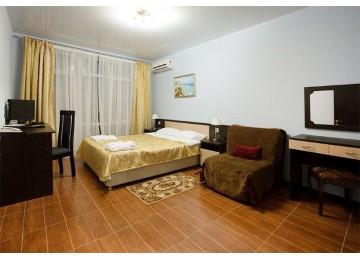 Отель «Гранд прибой», Люкс 3-местный 2-комнатный