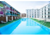 Отель  «Грин Парк»  | территория, внешний вид, бассейн