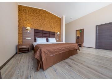 Апартаменты  4-местный 2-комнатный (Новый корпус)|  Гостевой  комплекс  «Хуторок», Анапа