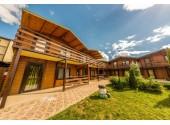 Гостевой  комплекс  «Хуторок», Анапа | территория, внешний вид, корпуса, коттеджи