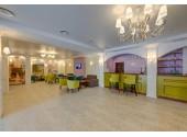Отель «Ла Мелия» La Melia холл