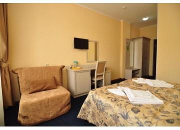 Парк-отель «Лазурный берег» Эконом 2-х местный без балкона