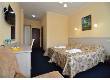Парк-отель «Лазурный берег» Стандарт 3-местный без балкона