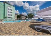 Парк-отель «Лазурный берег», территория, внешний вид