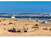 Отель «Ателика Гранд Меридиан» Пляж