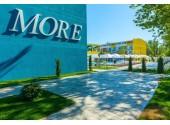 Отель «MoreLeto» / «Морелето» внешний вид. территория