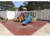 Отель «MoreLeto» / «Морелето» детская площадка