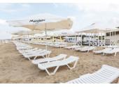 Отель «MoreLeto» / «Морелето» пляж