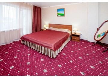 Отель «Плаза», 2-местный 2-комнатный люкс