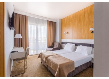 Отель «Санмаринн» / «Sunmarinn Resort Hotel All inclusive», Стандарт 2-местный корп.1,2