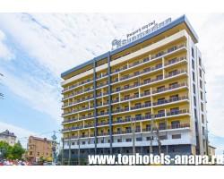 «Санмаринн» / «Sunmarinn Resort Hotel» Отель