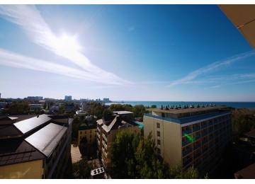 Отель «Санмаринн» / «Sunmarinn Resort Hotel All inclusive», Стандарт 2-местный (вид на море)
