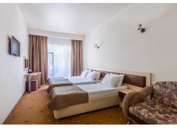 Отель «Санмаринн» / «Sunmarinn Resort Hotel All inclusive»,  Стандарт 3-местный корп.2